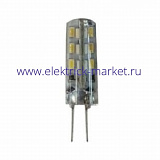 Лампа с/д LEEK LE JC LED 2W 3K G4 12V (100/1000)