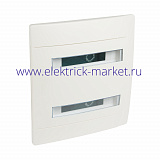 Legrand Practibox Бокс встроенный 24М с шинами